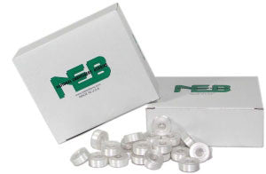 NEB Plastic Side Bobbin: Style L White - Box of 144