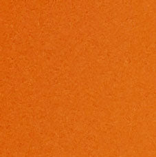 3D Orange Puffy Foam 3mm Thick
