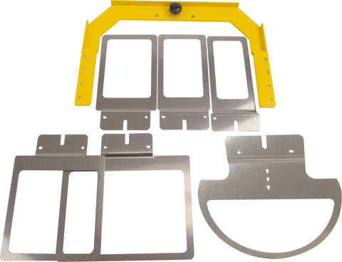 Hoop Tech Quick-Change 6-in-1  Window Frame System