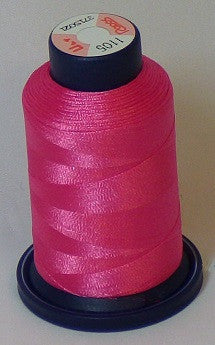 RAPOS-1105 Deep Dark Pink Embroidery Thread Cone – 1000 Meters R1K 1105