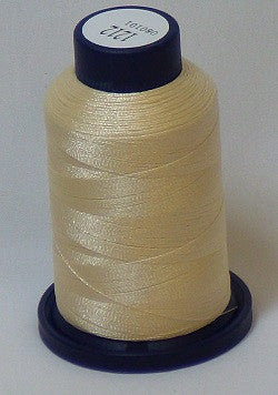 RAPOS-1212 Light Beige Embroidery Thread Cone – 1000 Meters R1K 1212