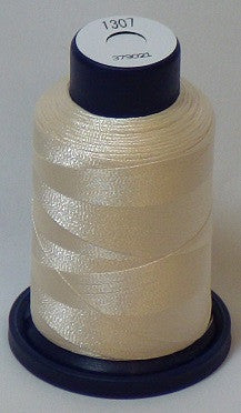 RAPOS-1307 Porcelain Doll White Embroidery Thread Cone – 1000 Meters R1K 1307