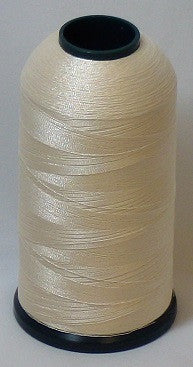 Full Box Rapos Black, White or Grey Thread - 6 Cones of 5000 Meter Thread (Choose your color with drop-down box)