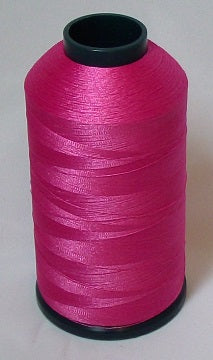 RAPOS-1017 Extreme Hot Pink Embroidery Thread Cone – 5000 Meters