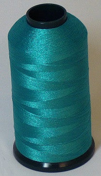RAPOS-100 Blue Green Thread Cone – 5000 Meters