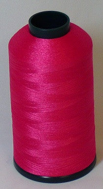 RAPOS-105 Dark Pink Thread Cone – 5000 Meters