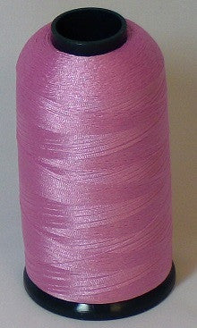 RAPOS-109 Light Medium Pink Thread Cone – 5000 Meters