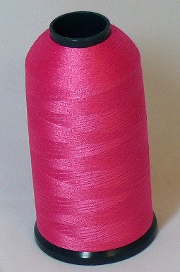 RAPOS-1105 Deep Dark Pink Thread Cone – 5000 Meters