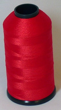 RAPOS-114 Medium Red-Orange Thread Cone – 5000 Meters
