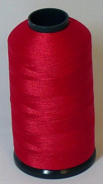 RAPOS-115 Candy Red Thread Cone – 5000 Meters