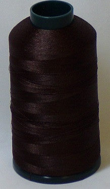 RAPOS-1158 Burley Brown Embroidery Thread Cone – 5000 Meters