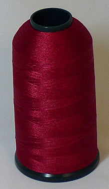 RAPOS-116 Burgundy Thread Cone – 5000 Meters
