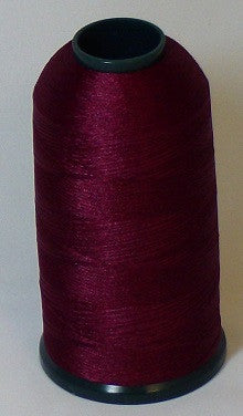 RAPOS-117 Dark Burgundy Thread Cone – 5000 Meters
