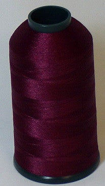 RAPOS-118 Black Cherry Thread Cone – 5000 Meters