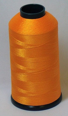 RAPOS-1208 Bright Orange Thread Cone – 5000 Meters
