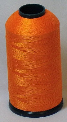 RAPOS-1209 Orange Thread Cone – 5000 Meters