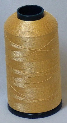 RAPOS-1211 Honey Yellow Thread Cone – 5000 Meters