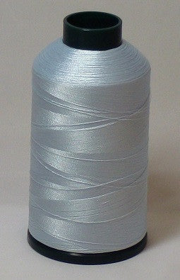 RAPOS-1405 Pale Blue Embroidery Thread Cone – 5000 Meters