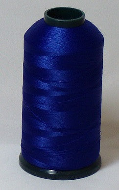 RAPOS-1407 Blue Purple Embroidery Thread Cone – 5000 Meters