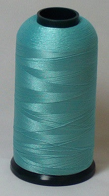RAPOS-1422 Light Aqua Embroidery Thread Cone – 5000 Meters