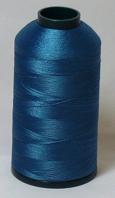 RAPOS-1427 Blue Jean Embroidery Thread Cone – 5000 Meters
