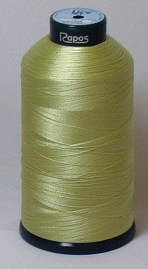 RAPOS-1526 Light Olive Embroidery Thread Cone – 5000 Meters