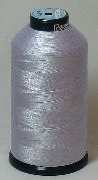 RAPOS-1602 Pearl Grey Embroidery Thread Cone – 5000 Meters