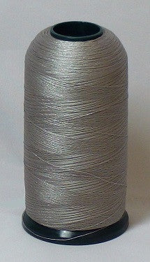 RAPOS-1705 Stone Grey Embroidery Thread Cone – 5000 Meters