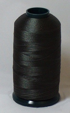 RAPOS-1709 Dark Grey Embroidery Thread Cone – 5000 Meters