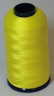 RAPOS-203 Bright Lemon Thread Cone – 5000 Meters