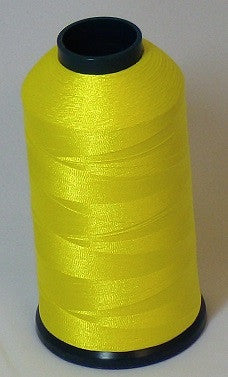 RAPOS-204 Yellow Thread Cone – 5000 Meters