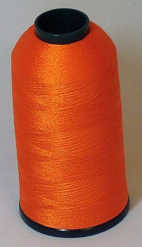 RAPOS-209 Orange Thread Cone – 5000 Meters