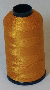 RAPOS-214 Gold Yellow Thread Cone – 5000 Meters