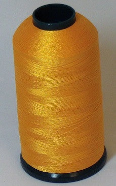 RAPOS-224 Medium Orange Thread Cone – 5000 Meters