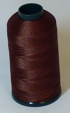 RAPOS-313 Milk Chocolate Brown Thread Cone – 5000 Meters