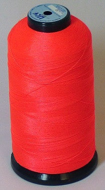 RAPOS-32 Neon Orange Thread Cone – 5000 Meters