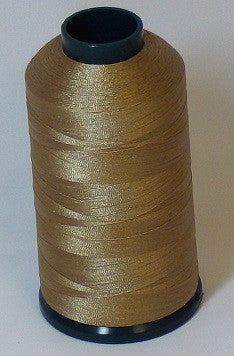 RAPOS-322 Light Brown Thread Cone – 5000 Meters