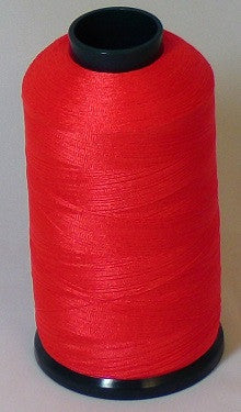 RAPOS-34 Neon Red Thread Cone – 5000 Meters