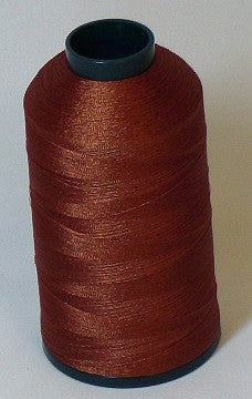 Full Box Rapos Brown Thread - 6 Cones of 5000 Meter Thread (Choose your color with drop-down box)