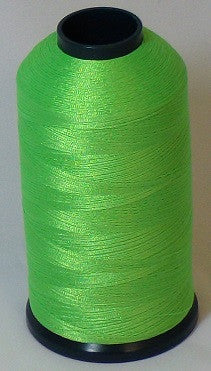RAPOS-39 Fluorescent Lime Thread Cone – 5000 Meters