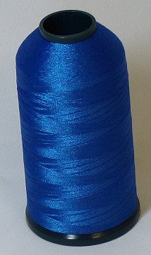 RAPOS-405 Medium Blue Thread Cone – 5000 Meters