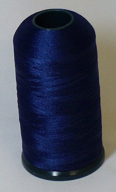RAPOS-408 Dark Blue Thread Cone – 5000 Meters
