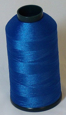 RAPOS-419 Jet Blue Thread Cone – 5000 Meters