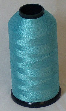 RAPOS-423 Light Aqua Thread Cone – 5000 Meters
