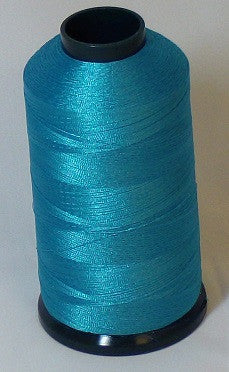 RAPOS-425 Light Teal Thread Cone – 5000 Meters
