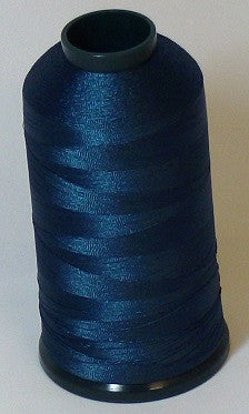 RAPOS-430 Dark Blue Thread Cone – 5000 Meters