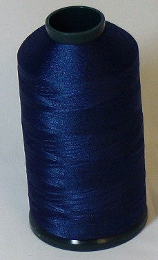 RAPOS-432 Midnight Blue Thread Cone – 5000 Meters
