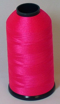 RAPOS-49 Fluorescent Magenta Thread Cone – 5000 Meters