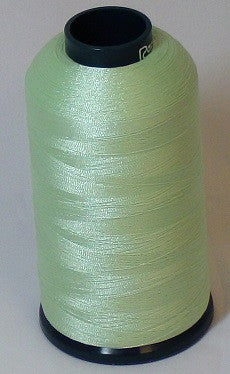 RAPOS-500 Light Green Grass Thread Cone – 5000 Meters