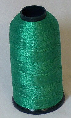 RAPOS-504 Harvest Green Thread Cone – 5000 Meters